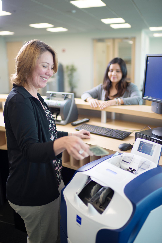 Bank Teller Bankers Equipment Services