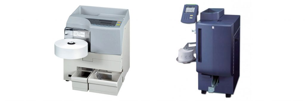 Coin and Currency Counters, Coin Sorters, Currency Sorters, Currency